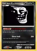 Troll face #1
