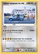voiture simpson