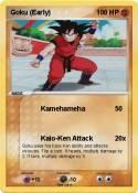 Goku (Early)
