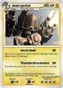 destroyerbot