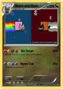 Black and Nyan