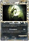dragon lunaire