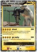 killer squirrel