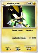 shadow jaune