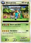 Minecraft One