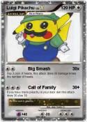 Luigi Pikachu