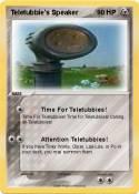 Teletubbie's