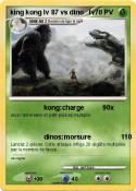 king kong lv 87