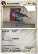 Army dude lv.X