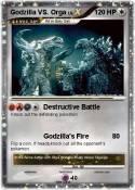 Godzilla VS.