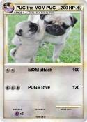 PUG the MOM PUG