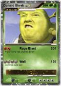 Donald Shrek