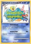 spongebob en