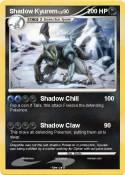 Shadow Kyurem