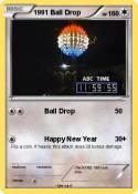 1991 Ball Drop