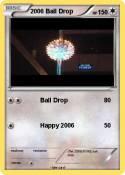 2006 Ball Drop
