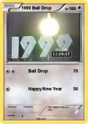 1999 Ball Drop