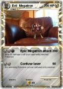 Evil Megatron