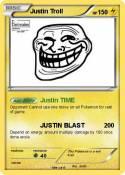 Justin Troll