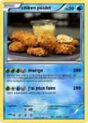 chiken poulet
