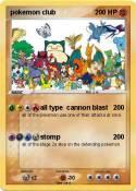 pokemon club