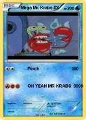 Mega Mr. Krabs