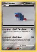 LEGO Beldum