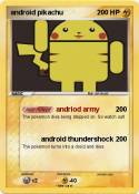 android pikachu