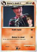 Bieber's death