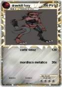 drawkill foxy