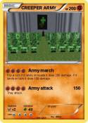 CREEPER ARMY