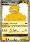 Homer + Muscle