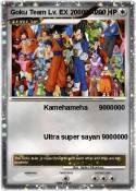 Goku Team Lv.