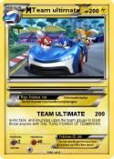 Team ultimate