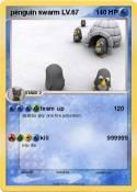 penguin swarm