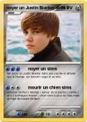 noyer un Justin