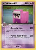 M PinkSheep EX