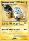 Pikachu-cup-cats