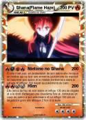 Shana(Flame