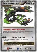 Zygarde Gamma