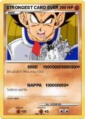 STRONGEST CARD