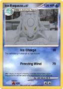 Ice Raquaza