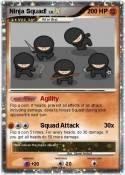 Ninja Squad!