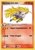 Kid Goku (GT)