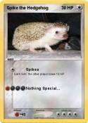 Spike the