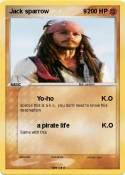 Jack sparrow 9