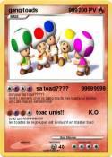 gang toads 999
