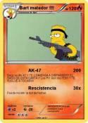 Bart matador