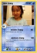 June chang