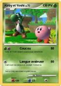 Kirby et Yoshi